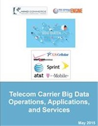 Telecom Carrier Big Data Operations, Applications, and Services