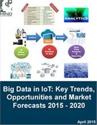 Big Data in Internet of Things (IoT): Key Trends, Opportunities and Market Forecasts 2015 - 2020