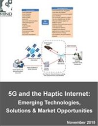 5G and the Haptic Internet: Emerging Technologies, Solutions and Market Opportunities