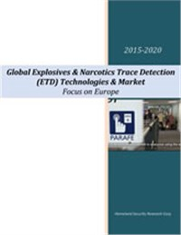 Global Explosives & Narcotics Trace Detection (ETD): Technologies & Market 2015-2020 - Focus on Europe