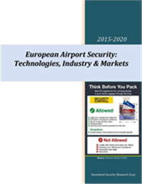 European Airport Security: Technologies, Industry & Markets 2015-2020