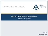 Global C4ISR Market Assessment