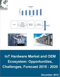 The IoT Hardware Market and OEM Ecosystem: Opportunities, Challenges, and Forecast 2015 - 2020