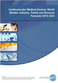 Cardiovascular Medical Devices: World Market, Industry, Trends and Revenue Forecasts 2015-2025