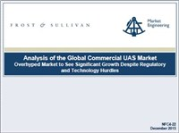 Analysis of the Global Commercial UAS Market