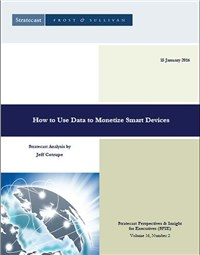 How to Use Data to Monetize Smart Devices