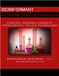 Stem Cell Research Products – Opportunities, Tools, and Technologies