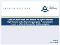 Global Online Web and Mobile Analytics Market