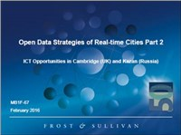 Open Data Strategies of Real-time Cities Part 2