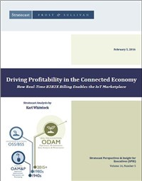 Driving Profitability in the Connected Economy  How Real-Time B2B2X Billing Enables the IoT Marketplace