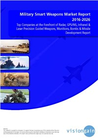 Military Smart Weapons Market Report 2016-2026