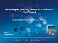 Technologies Enabling Indoor Air Purification