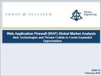 Web Application Firewall (WAF) Global Market Analysis