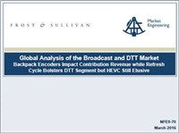 Global Analysis of the Broadcast and DTT Market