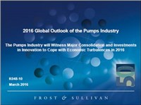2016 Global Outlook of the Pumps Industry