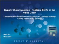 Supply Chain Evolution - Tectonic Shifts in the Value Chain