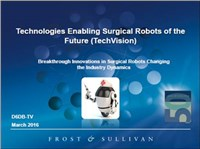 Technologies Enabling Surgical Robots of the Future (TechVision)