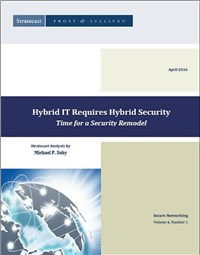 Hybrid IT Requires Hybrid Security
