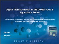 Digital Transformation in the Global Food & Agriculture Sector