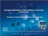 Emerging Applications of Nanocellulose Technology (TechVision)