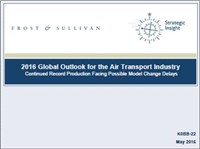 2016 Global Outlook for the Air Transport Industry