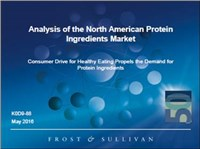 Analysis of the North American Protein Ingredients Market