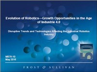 Evolution of Robotics - Growth Opportunities in the Age of Industrie 4.0