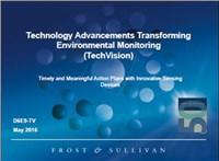 Technology Advancements Transforming Environmental Monitoring (TechVision)