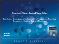 Real-time Cities - Second Wave Cities