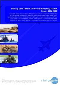 Military Land Vehicle Electronics (Vetronics) Market Report 2016-2026