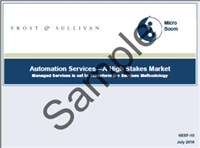 Automation Services - A High Stakes Market
