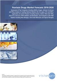 Psoriasis Drugs Market Forecasts 2016-2026