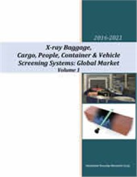 X-ray Baggage, Cargo, People, Container & Vehicle Screening Systems: Global Market 2016-2021