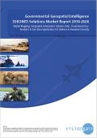Governmental Geospatial Intelligence (GEOINT) Solutions Market Report 2016-2026