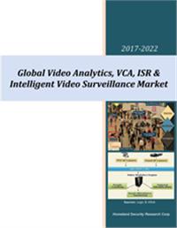 Global Video Analytics, VCA, ISR & Intelligent Video Surveillance Market 2017-2022