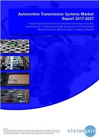 Automotive Transmission Systems Market Report 2017-2027