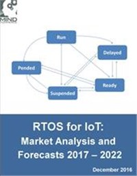 Real Time Operating Systems (RTOS) for IoT: Market Analysis and Forecasts 2017 - 2022