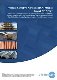 Pressure Sensitive Adhesive (PSA) Market Report 2017-2027