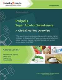 Polyols (Sugar Alcohols) – A Global Market Overview