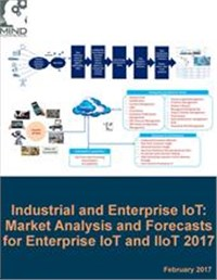 Industrial and Enterprise Internet of Things (IoT): Market Analysis and Forecasts for Enterprise IoT and IIoT 2017 - 2022