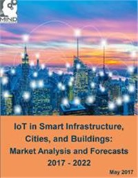 IoT in Smart Infrastructure, Cities, and Buildings: Market Analysis and Forecasts 2017 - 2022