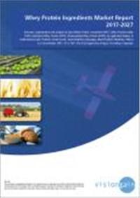 Whey Protein Ingredients Market Report 2017-2027