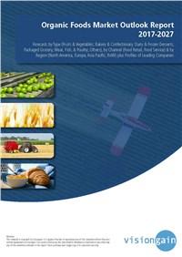 Organic Foods Market Outlook Report 2017-2027