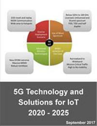 5G Technology and Solutions for IoT: Ecosystem Analysis, Market Outlook, and Forecasts 2020 - 2025