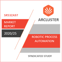 Worldwide Robotic Process Automation (RPA) Market (2020 - 2025)