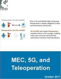 Industrial Automation Transformed: Multi-access Edge Computing (MEC), 5G, Teleoperation and Digital Twinning