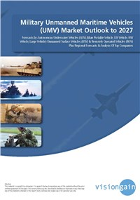Military Unmanned Maritime Vehicles (UMV) Market Outlook to 2027