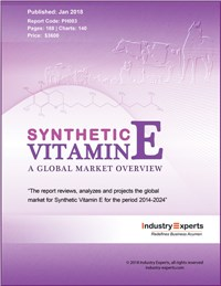 Synthetic Vitamin E - A Global Market Overview