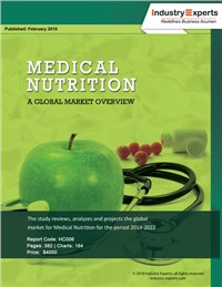 Medical Nutrition - A Global Market Overview