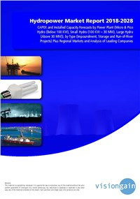 Hydropower Market Report 2018-2028